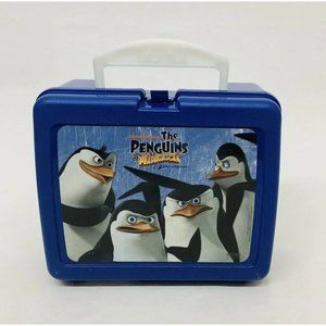 The Penguins of Madagascar Plastic Lunch Box